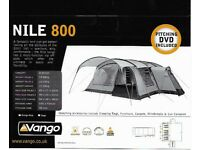 Large Tent for Sale Vango Nile 800 in Good Condition