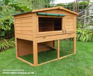 IN NEED OF LARGE RABBIT HUTCH