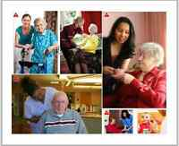 Mature, Experienced PSW (Male/Female) required 3 days/week