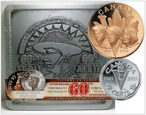 Monnaie Canada MRC - Plusieurs pieces