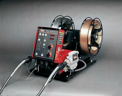 Lincoln Dh-10 K1499-3 New Dual Spool Mig Welder Semi Automatic