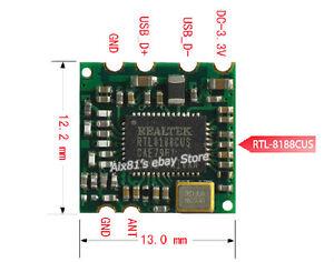 w10 mid module rtl8188cus 150m usb wifi wireless network card image is loading w10 mid module rtl8188cus 150m usb wifi wireless