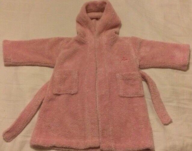 Debenhams Jasper Conran Junior J Girl\'s Pink Dressing Gown ...