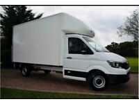Reliable man with a van service house removal office commercial moving sofa furniture delivery 24/7