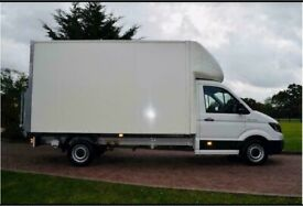 Urgent reliable Man with van house removal office commercial moving sofa furniture delivery service