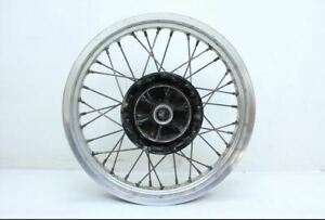 Rear wheel for KL650