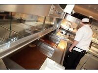 Wanted Pizza chef/fish fryer/shop assistant