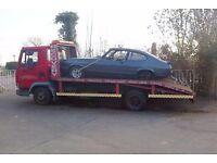 SCRAP CARS,VANS COLLECTED BRISTOL-SURROUNDING