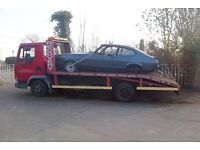 Breaking ford capri escort sierra cortina