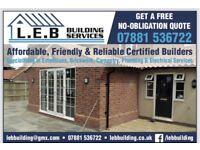 Suffolk based builder