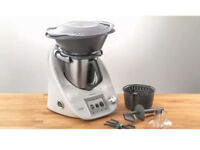 Vorwerk Thermomix TM5 With Transparent Varoma
