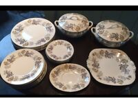 COALPORT CAMELOT 26 PIECE BONE CHINA