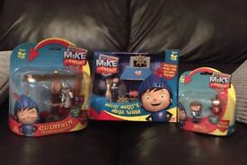 Brand New Mike The Knight Toy Bundle