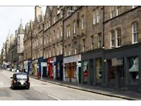 Furnished Three Bedroom HMO Apartment on St Mary's Street - Off Royal Mile - Available 06/08/2018