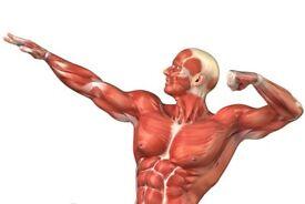 Sports massage (male) therapist - outcalls