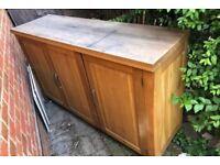 Oak furnitureland side table