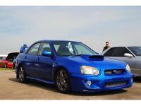 Subaru Impreza wrx sti rep. Turbo wrx.