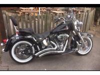 Harley Davidson Heritage softail Classic 2006