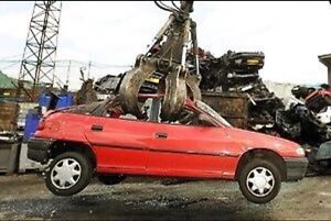 WE BUY SCRAP CARS!!