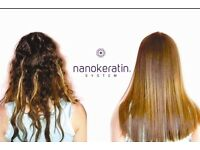 Nanokeratin treatment