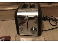 Silver crest toaster