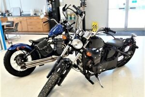 2013 Johnny Pag Ventura Motorbikes (Must Sell Together!)