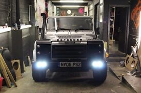 Land Rover Defender 110 XS Td5, Kahn, Twisted, Urban, Bespoke, RS Focus, Discovery, Range Rover, M3