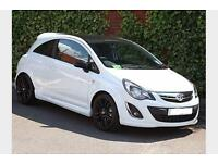 *12 MTHS WARRANTY*1 OWNER*ONLY 36K*2013(63)VAUXHALL CORSA 1.2(LIMITED EDITION)*