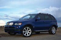 2006 BMW X5 4.8is SUV *Low km* *AWD*