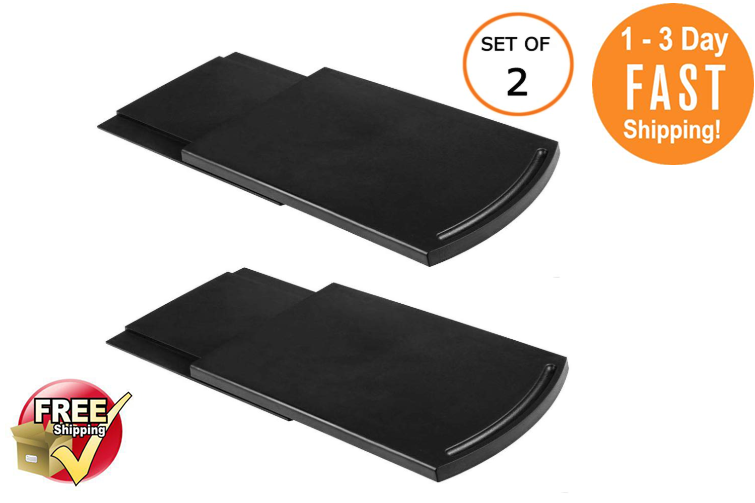 Multiuse Kitchen Caddy Sliding Coffee Maker Tray Mat,Counter