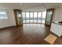 SPACIOUS 2 BEDROOM FLAT WITH PRIVATE BALCONY, CONCIERGE SERVICES IN GATEWAY TOWER, ROYAL DOCKS