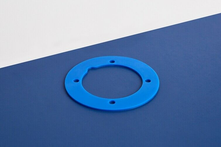BLUE WHALE In Ground Pool Liner Return Jet Gaskets (Qty 2), Navy Grip Seal Home & Garden