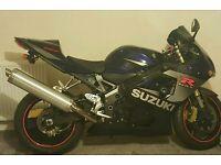 Suzuki gsxr k4 750 exhaust