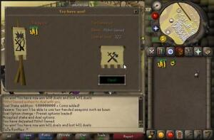 selling old school runescape gold 1.10/m