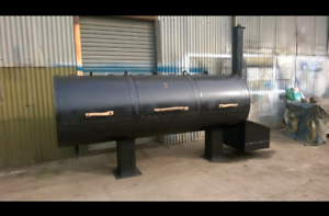 Bbq, offset smoker  Reverse flow  For catering | Ovens