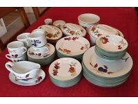 Royal Worcester dinner service
