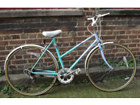 Ladies Vintage CITY dutch bike RALEIGH size frame 20 serviced ready to go - Welcome