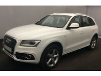 Audi Q5 S Line FROM £103 PER WEEK!