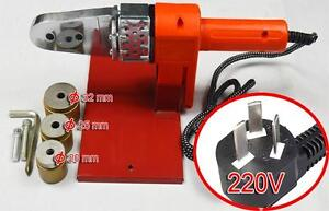 220V Pipe Welding Machine/tool Electric Pipe Welding Machine Heating Tool for PPR PE 134116