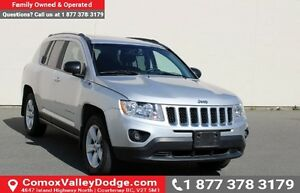2011 Jeep Compass Sport/North ONE OWNER, BLUETOOTH, KEYLESS E...