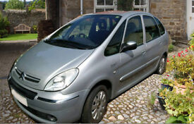 Citroen Xsara Picasso ,Diesel Needs Some work