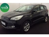 £256.14 BLACK 2013 FORD KUGA 2.0 ZETEC DIESEL MANUAL