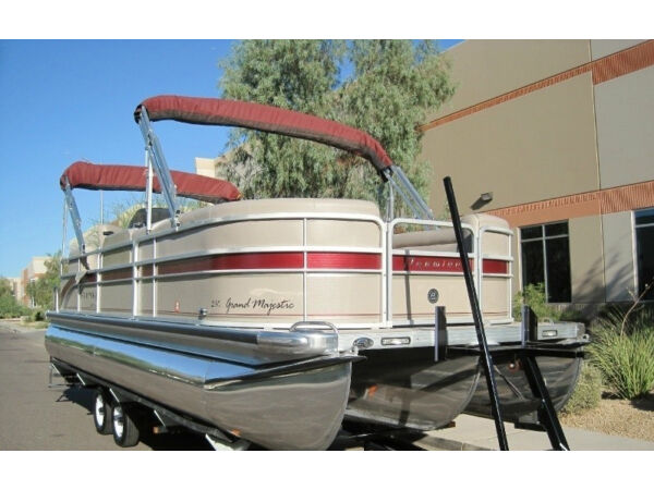Used 2008 Other GRAND MAJESTIC PTX TRITOON