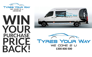 Mobile Tyres Perth - Tyres Your Way - Since 2014 Perth Region Preview