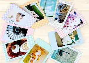40pcs Polaroid Films Photo Stickers For FujiFilm Instax Mini Instant 8 7S 25 50S