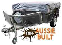 Semi Kwik fold 9ft swag camper trailer Ipswich Ipswich City Preview