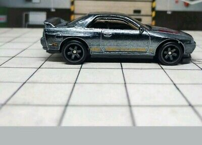 Hot Wheels 2020 SUPER TREASURE HUNT Nissan Skyline GT-R R32 UNRIVET UNSPUN