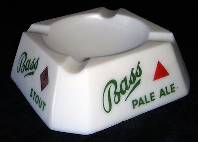 Cool Vintage 1930s Bass Pale Ale Ashtray