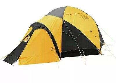 THE NORTH FACE VE 25 - 3 Person Tent SUMMIT GOLD / ASPHALT GREY - NEW WITH TAGS