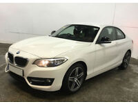 BMW 220 d Sport FROM £77 PER WEEK!